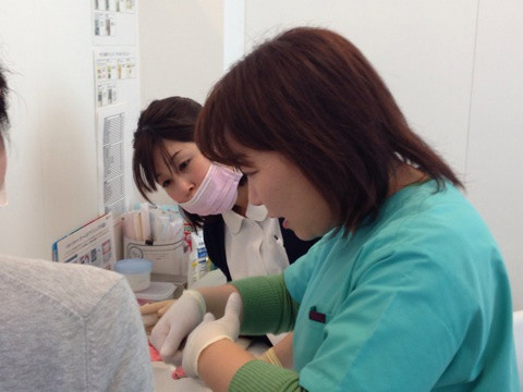 歯科治療ベーシックコース衛生士実践コース1