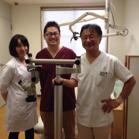 富山のまきの歯科様見学
