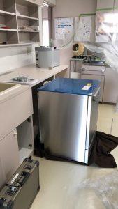 新たな滅菌システムの導入